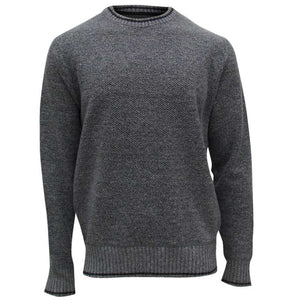 Point Zero Mens Crew Neck Sweater - Style 7353609