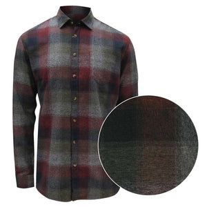 Point Zero  Men's Long Sleeve Shirt - Style 7354581
