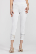 Load image into Gallery viewer, Tribal Ankle Jegging with Embroidered Detail
