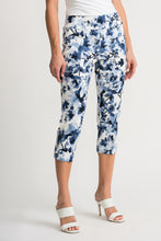 Load image into Gallery viewer, Joseph Ribkoff Floral Capri