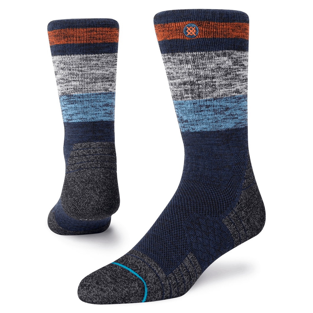 Instance Socks Men's Advanced North Rim Crew - Style A558C20NOR