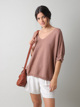 Load image into Gallery viewer, Indi & Cold Short Sleeve Top - Style VV21EA658