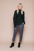 Load image into Gallery viewer, Orb Ava Mock Neck Sweater - Style 031214