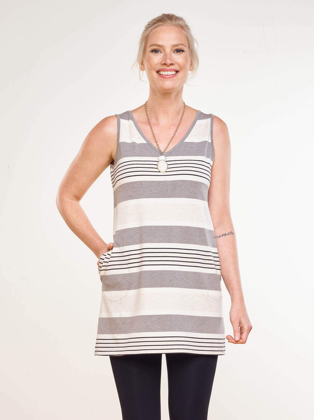 Miik Everly Sleeveless Tunic