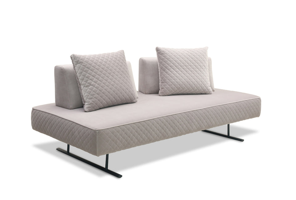 HT Interiors Furniture Store - Lucca Day Bed Lounge