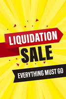Furniture Liquidation Sale - Great discounts!