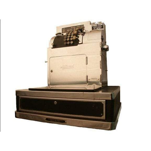1943 National Cash Register - Accessories furniture clearance - HT Interiors Furniture Store Vancouver