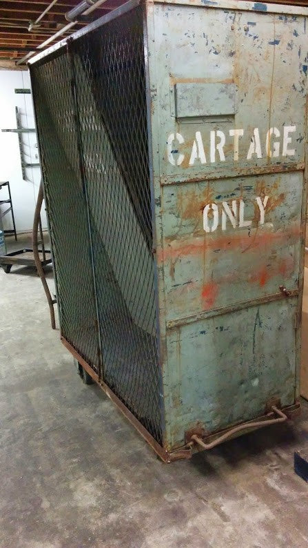 Original Industrial Cart - Industrial furniture clearance - HT Interiors Furniture Store Vancouver