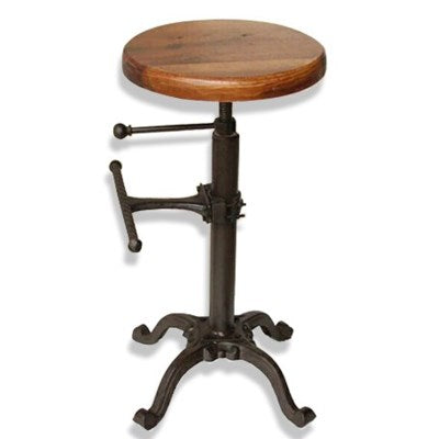 QA-1027 Barstool - Industrial furniture clearance - HT Interiors Furniture Store Vancouver