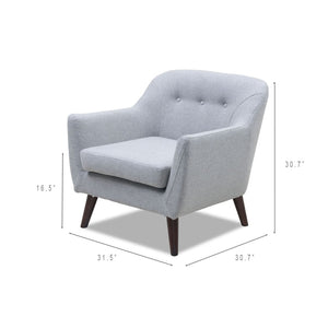 Ally Accent Chair - Living Room furniture clearance - HT Interiors Furniture Store Vancouver