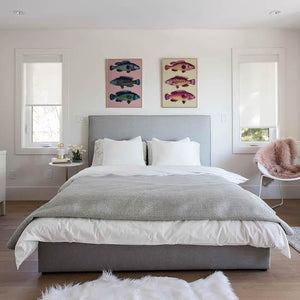 Julia Storage Bed - Bedroom furniture clearance - HT Interiors Furniture Store Vancouver