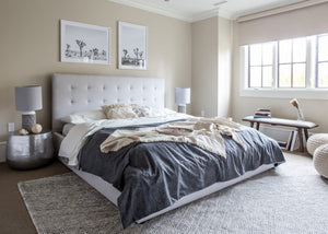 June Storage Bed - Modern Bedroom