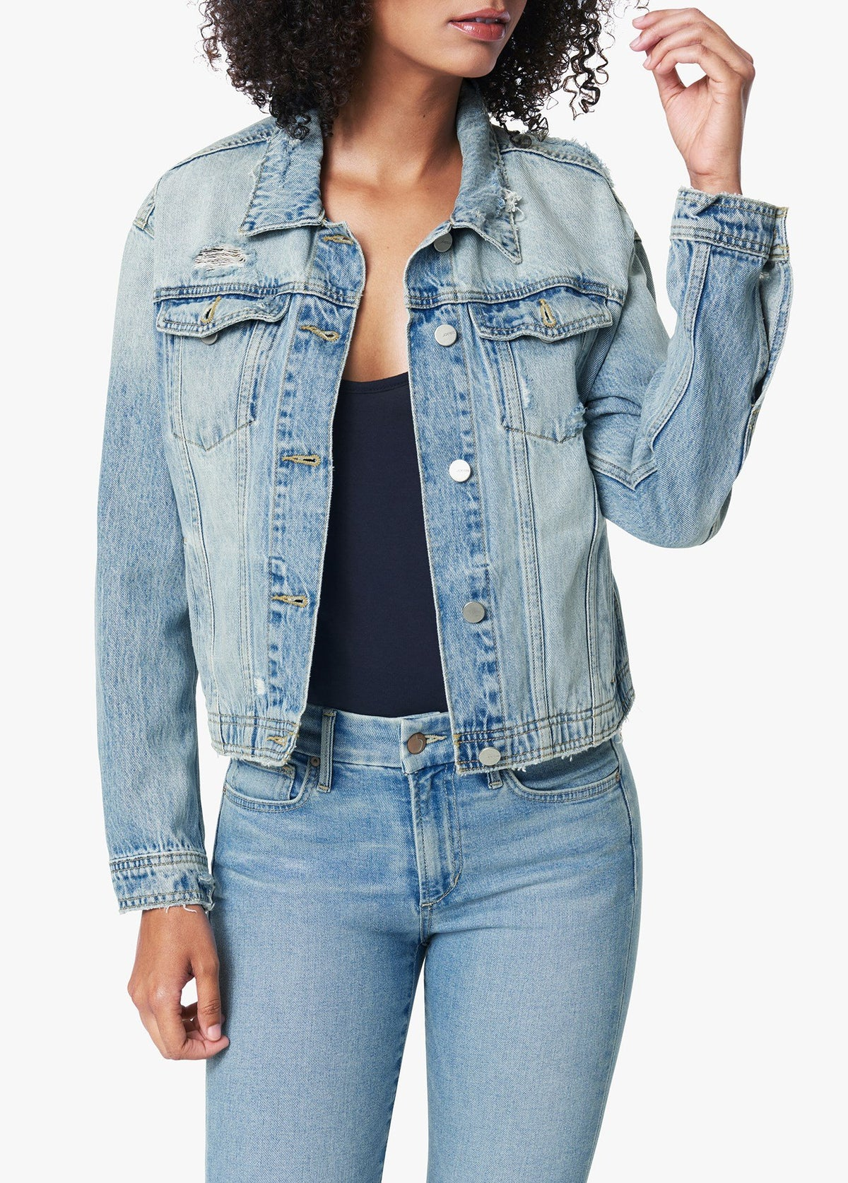 Joes Jeans Denim Jacket