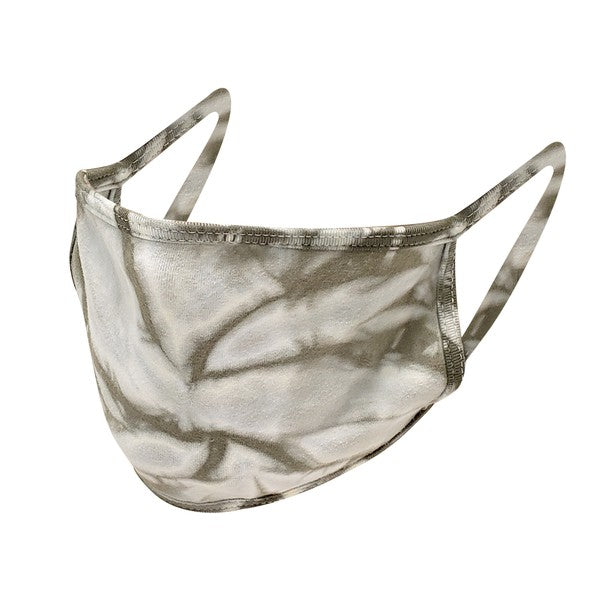 Tie-Dye Face Masks (Various Colors)