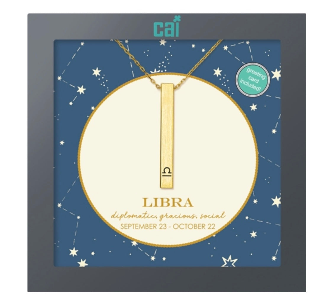 Secret Message Constellation Necklace