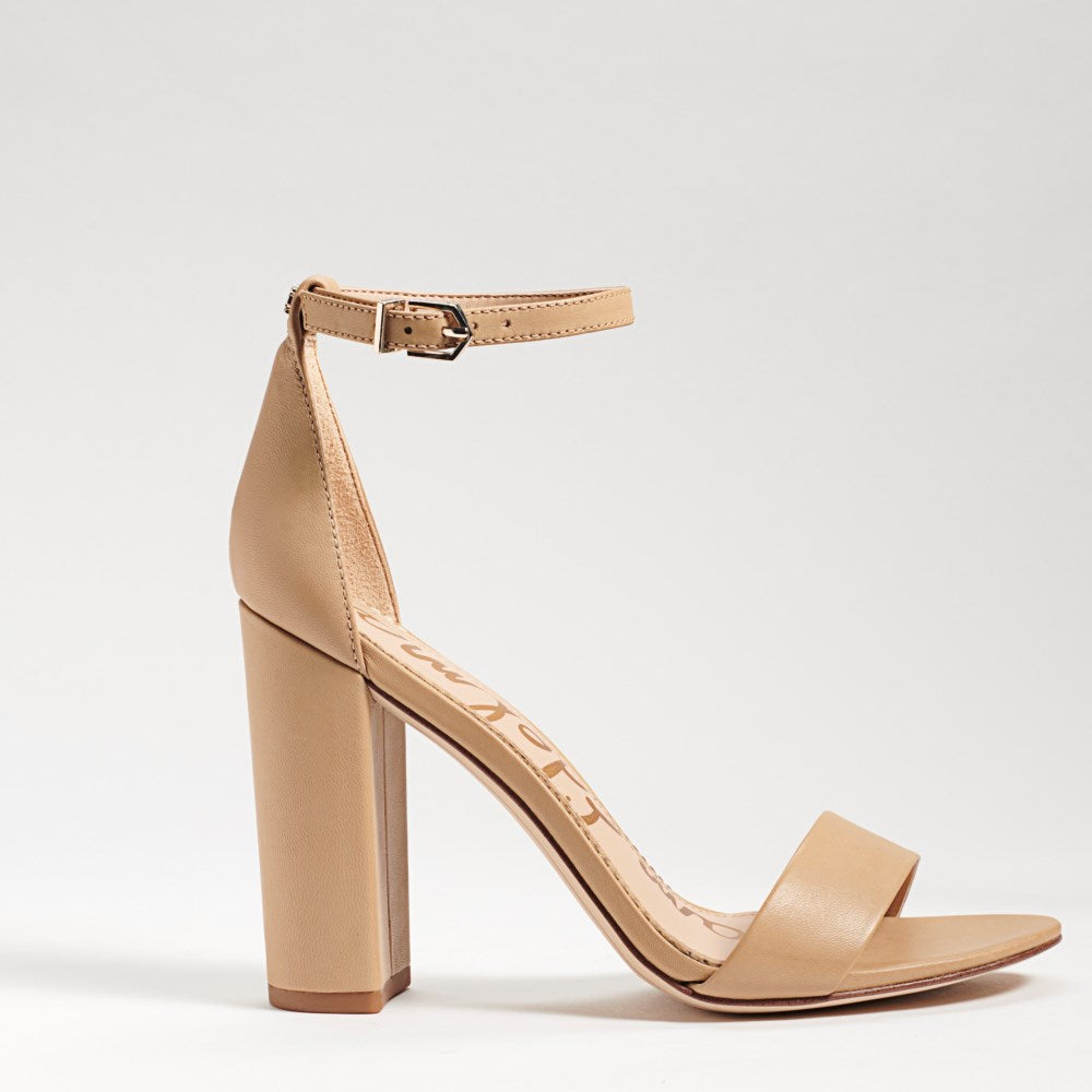 Sam Edelman Yaro Ankle Strap Sandal (Various Colors)