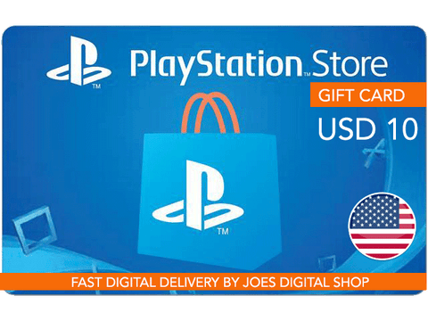 Playstation Network Card (US)