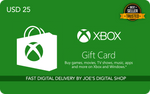 Xbox Live Gift Card (US)