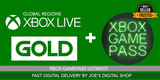 Xbox Live Gold / Game Pass Ultimate (Global)