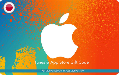iTunes Gift Card (JP)