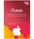 iTunes Gift Card (US)