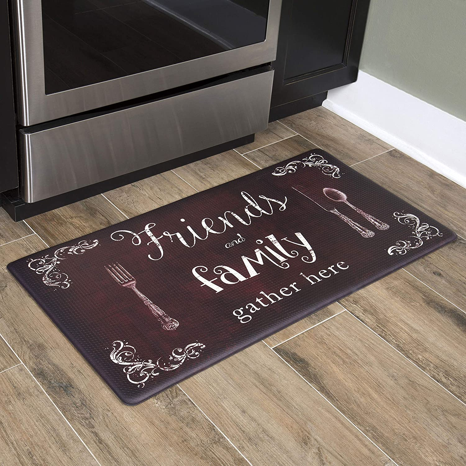 "20"" X 39"" Embossed Anti-Fatigue Mat (Friends & Family)"