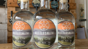Kettlesmith Gin – Limited Edition!