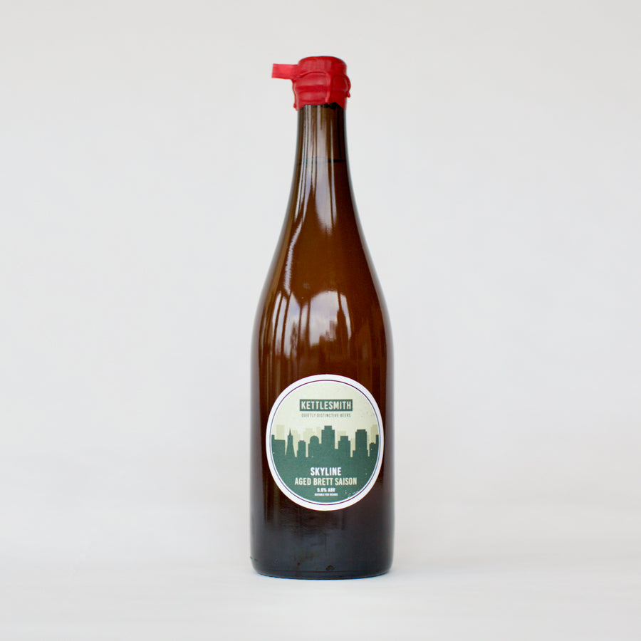 750ml limited release bottle