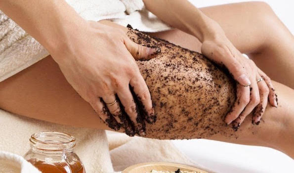 Coffee Scrub - How To Get Rid Of Cellulite With A Coffee Scrub