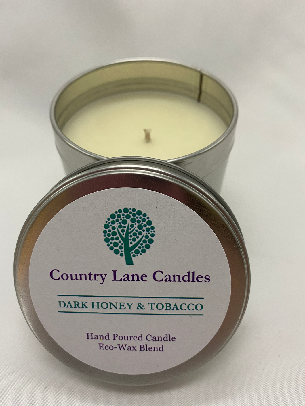 Dark Honey & Tobacco Candle 200g