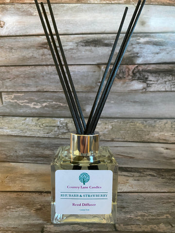 Rhubarb & Strawberry Reed Diffuser