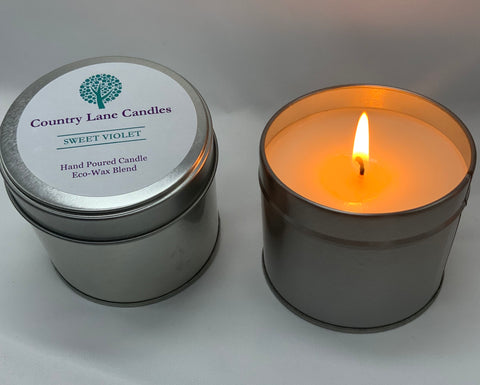 Sweet Violet Candle