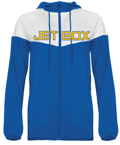 Women's Full Zip Sweat Shirt Jacket