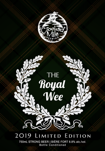The Royal Wee - 2019 Limited Edition