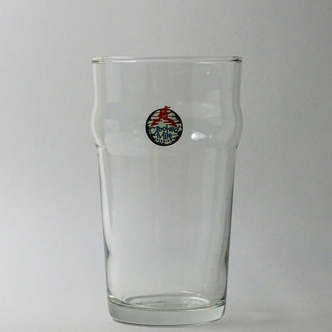 Crooked Mile Glass - 20oz Nonic