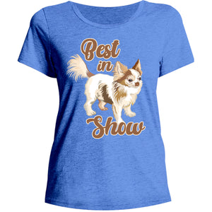 Best In Show - Ladies Relaxed Fit Tee - Graphic Tees Australia
