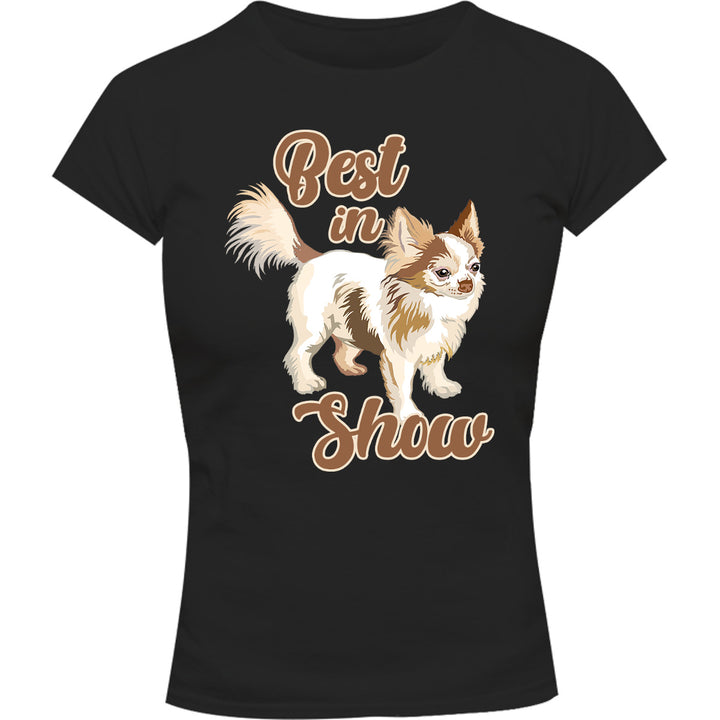 Best In Show - Ladies Slim Fit Tee - Graphic Tees Australia