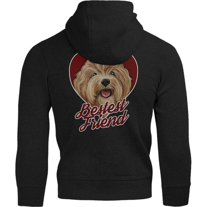 Bestest Friend - Adult & Youth Hoodie - Graphic Tees Australia