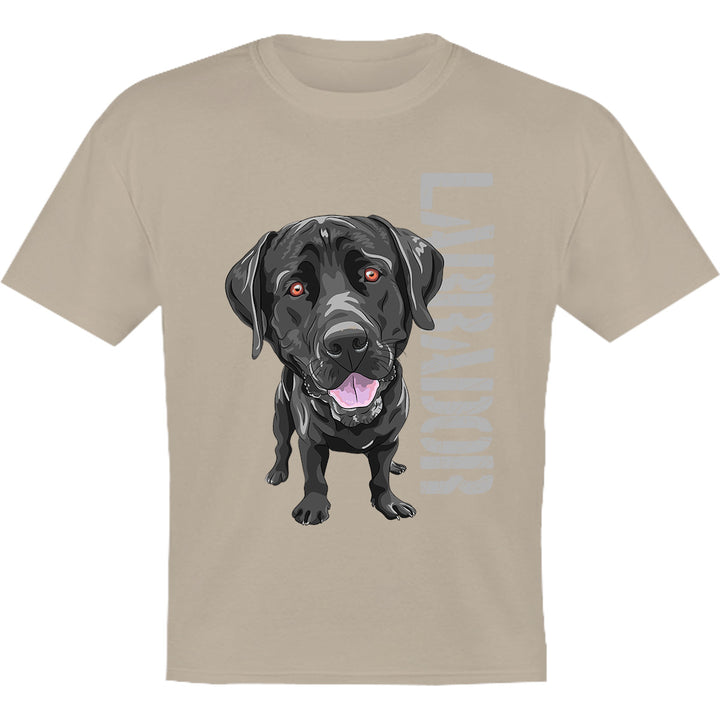 Black Labrador - Youth & Infant Tee - Graphic Tees Australia