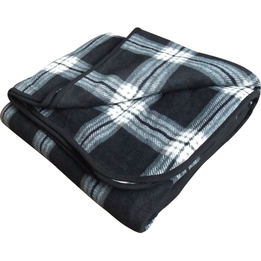 Blanket Plaid Fleece - Graphic Tees Australia