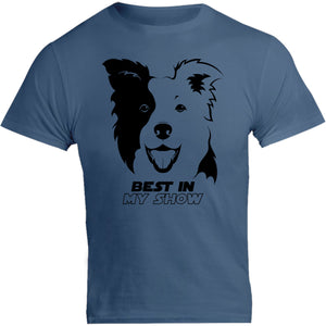 Border Collie Best In Show - Unisex Tee - Graphic Tees Australia
