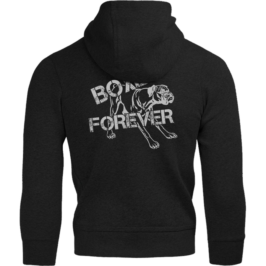 Boxer Forever - Adult & Youth Hoodie - Graphic Tees Australia