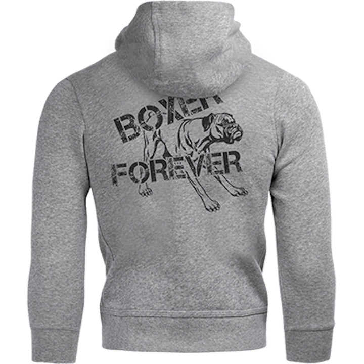 Boxer Forever - Unisex Hoodie - Graphic Tees Australia