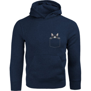 Cat In Pocket - Adult & Youth Hoodie - Graphic Tees Australia