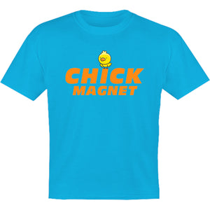 Chick Magnet - Youth & Infant Tee - Graphic Tees Australia
