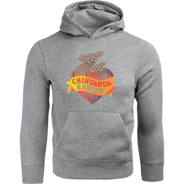 Chihuahua Rescue Victoria - Unisex Hoodie - Graphic Tees Australia