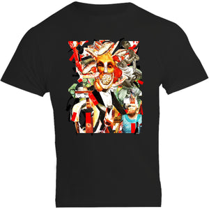 Collage 8 - Unisex Tee - Graphic Tees Australia