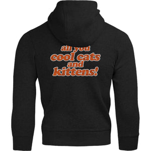 Cool Cats and Kittens Carol Baskin - Adult & Youth Hoodie - Graphic Tees Australia