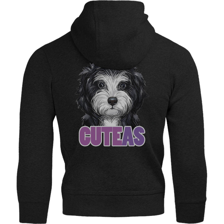 Cute As - Adult & Youth Hoodie - Graphic Tees Australia