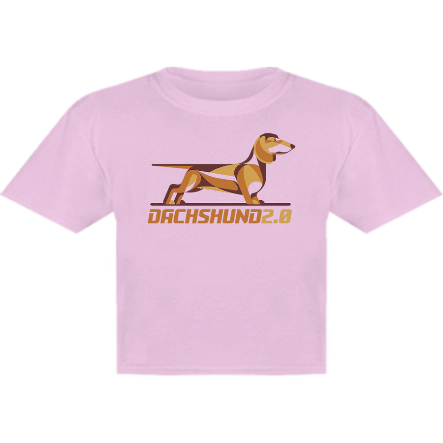 Dachshund 2.0 - Youth & Infant Tee - Graphic Tees Australia